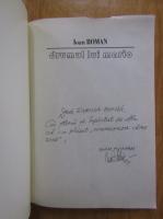 Ioan Roman - Drumul lui Mario (cu autograful autorului)