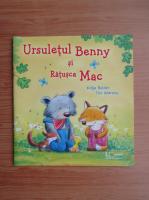 Anticariat: Katja Reider - Ursuletul Benny si ratusca Mac