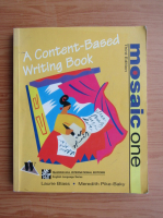 Anticariat: Laurie Blass - A content based writing book