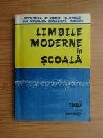 Anticariat: Limbile moderne in scoala (volumul 2)