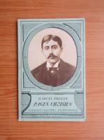 Marcel Proust - Pages choisies