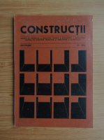 Anticariat: Revista Constructii, nr. 12, decembrie, 1986