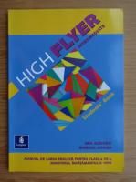 Anticariat: Ana Acevedo - High flyer. Intermediate. Student's book