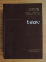 Anticariat: Andre Maurois - Promethee ou la vie de Balzac