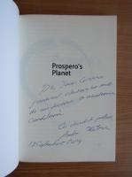 Andrei Zlatescu - Prospero's planet (cu autograful autorului)