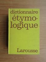Anticariat: Dictionnaire etymologique et historique