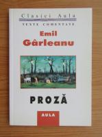 Anticariat: Emil Girleanu - Proza