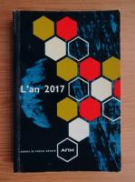 Anticariat: L'an 2017