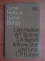 Anticariat: Liam Hudson - Some myths in human biology