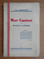 Anticariat: M. Marinescu - Mari capitani si doctrinari ai razboiului (1934)