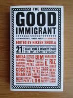 Anticariat: Nikesh Shukla - The good immigrant