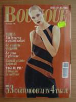Revista La mia Boutique, anul XIII, nr. 1, 1998