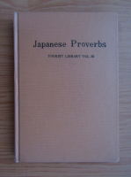 Anticariat: Rokuo Okada - Japanese proverbs and proverbial phrases