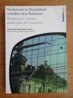 Anticariat: Romania in viziunea studentilor din Germania. Germania din viziunea studentilor din Romania