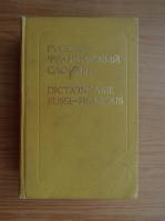 Anticariat: V. Potozky - Dictionnaire russe-francais