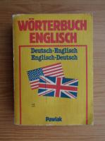 Anticariat: Worterbuch Deutsch-English
