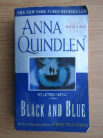 Anticariat: Anna Quindlen - Black and blue