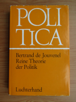 Bertrand de Jouvenel - Politica