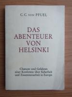 Anticariat: C. C. von Pfuel - Das Abenteuer von Helsinki