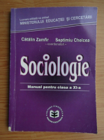 Catalin Zamfir - Sociologie. Manual pentru clasa a XI-a (2001)