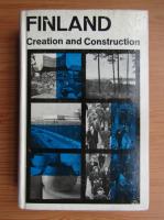 Anticariat: Hillar Kallas - Finland. Creation and construction
