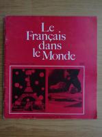 Anticariat: Le Francais dans le Monde, nr. 102, janvier-fevrier 1974