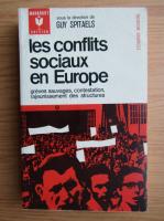Anticariat: Les conflits sociaux en Europe