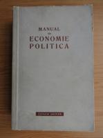 Anticariat: Manual de economie politica