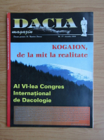 Anticariat: Revista Dacia, nr. 18, decembrie 2004
