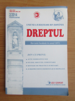 Anticariat: Revista Dreptul, anul CXLIII, nr. 2, februarie 2014