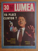 Anticariat: Revista Lumea, nr. 30, 23-29 iulie 1992