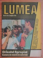 Anticariat: Revista Lumea, nr. 31, 5-11 august 1993