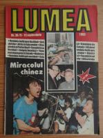 Anticariat: Revista Lumea, nr. 36, 9-15 septembrie 1993
