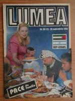 Anticariat: Revista Lumea, nr. 38, 23-29 septembrie 1993