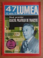 Anticariat: Revista Lumea, nr. 47, 19-25 noiembrie 1992