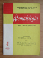 Anticariat: Revista Stomatologia, nr. 4, iulia-august 1973