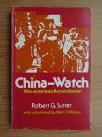 Anticariat: Robert G. Sutter - China-Watch