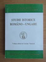 Anticariat: Studii istorice romano-ungare