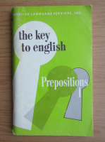 The key to english. Prepositions 1