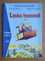 Dan Ion Nasta - Limba franceza, clasa a VI-a L2