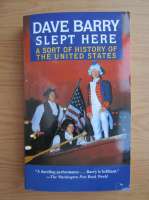 Anticariat: Dave Barry - Dave Barry slept here