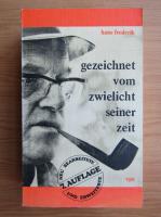 Anticariat: Hans Frederik - Gezeichnet vom zwielicht seiner zeit