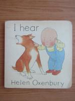 Anticariat: Helen Oxenbury - I hear