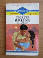 Joanna Mansell - Secrets sur le Nil