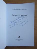 Anticariat: Livia Nemteanu Chiriacescu - Europa... in autostop (cu autograful autorului)