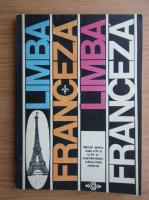 Anticariat: Marcel Saras - Limba franceza. Manual pentru clasa a VI-a, a VII-a, anul II de studiu, a doua limba moderna (1975)