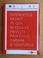 Anticariat: Maria Andronie - Diferentele bazate pe gen in ceea ce priveste profesiile, cariera si veniturile