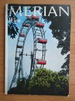 Anticariat: Merian. Wien