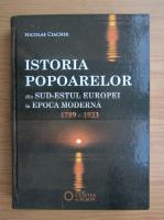 Nicolae Ciachir - Istoria popoarelor