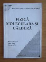 Anticariat: Nicolae Mosescu - Fizica moleculara si caldura